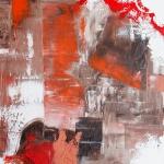 01 2010 acrylique sur toile 100 x 80