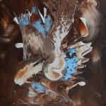 05 2011 acrylique sur toile 100 x 80